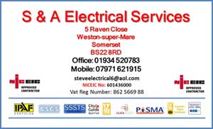 S and A Electrical Services